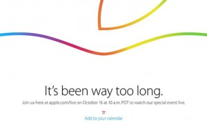 Apple TV live stream confirmed for Oct. 2014 event