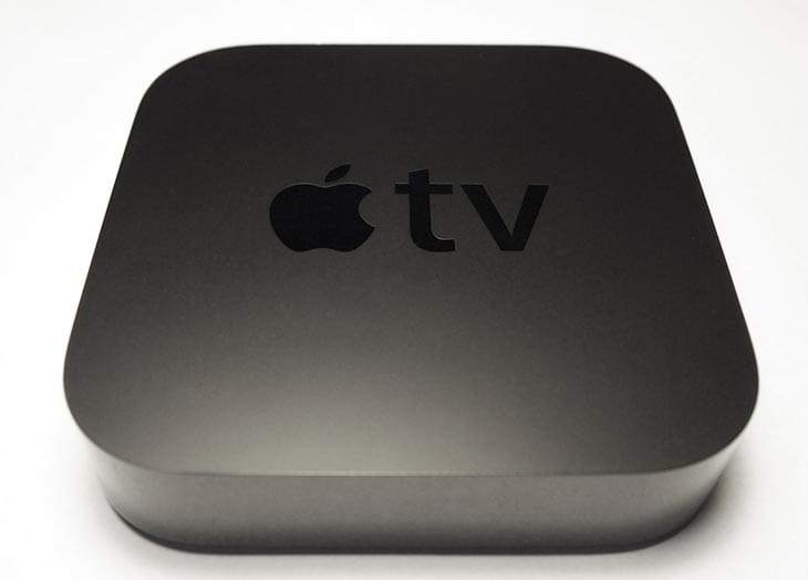 Apple TV update announcement at event, not 4th-gen