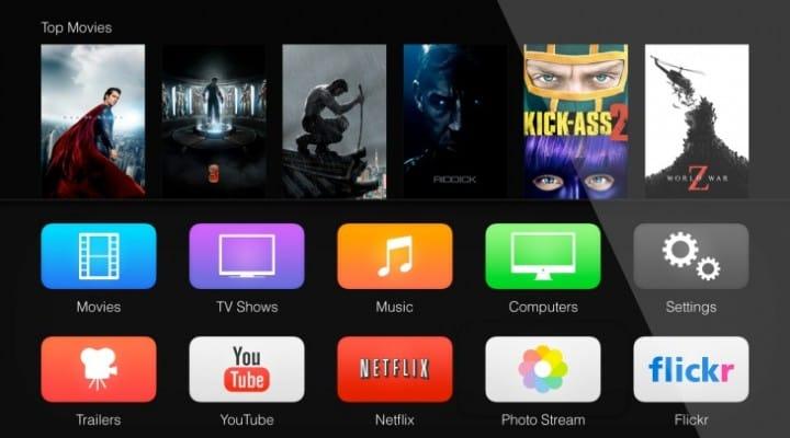 Apple TV update joins iOS 7 public release