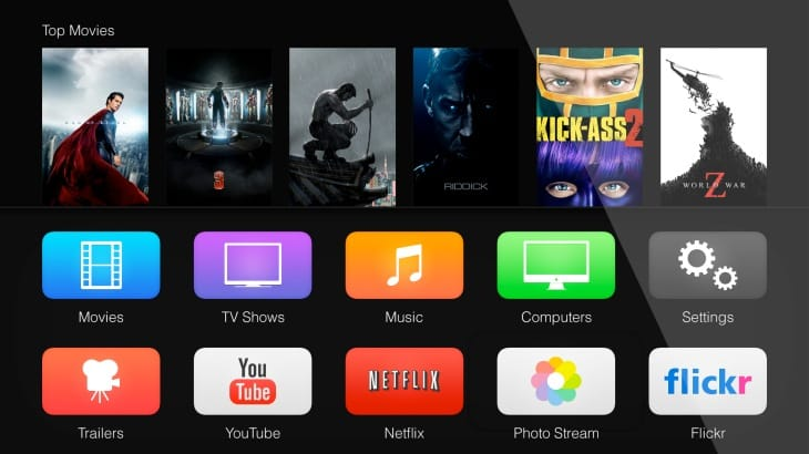 newest iphone update apple tv update joins ios 7 release product 12708