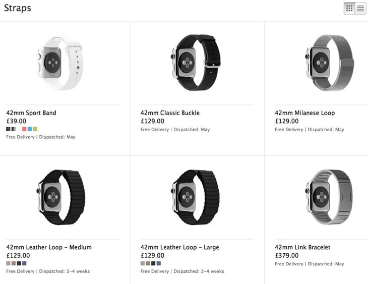 Apple-Watch-42mm-strap-choices