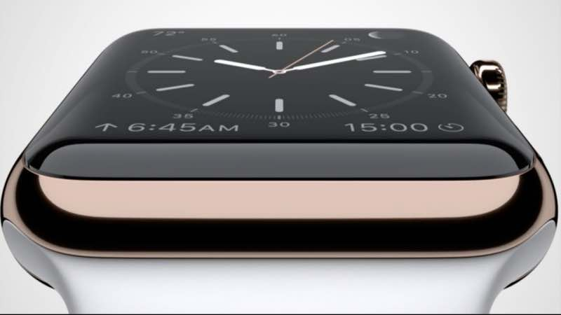 Apple Watch Edition limited stock