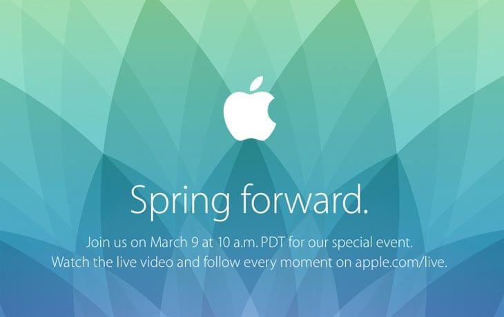Apple Watch event location, start time today