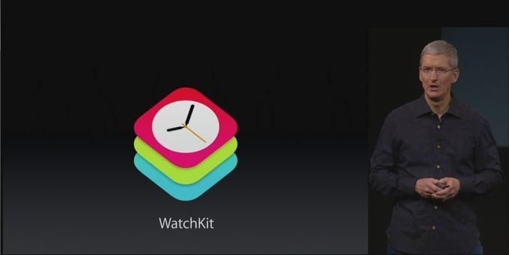 Apple Watch Kit SDK