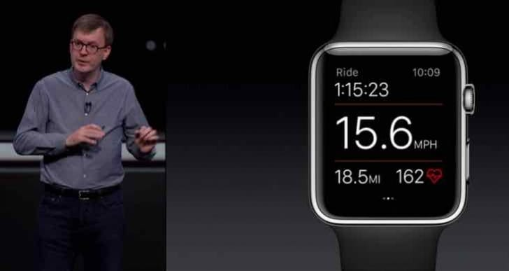 Apple Watch OS 2 highlights lack of GPS even more