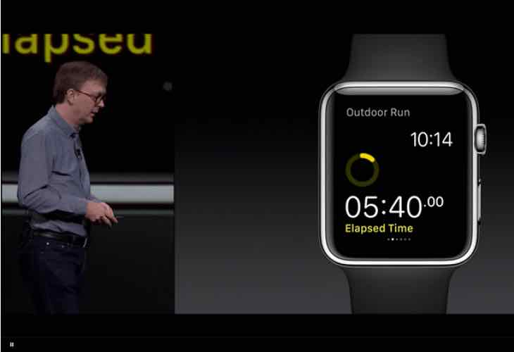 Apple Watch OS 2 highlights