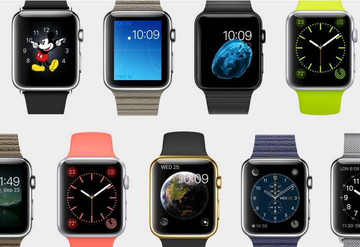 Apple Watch UK release availability
