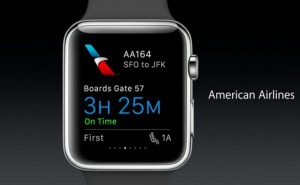 Apple Watch apps in development