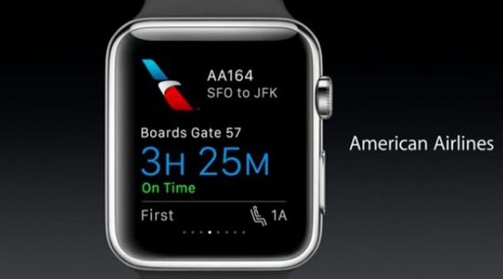 Apple Watch apps in development