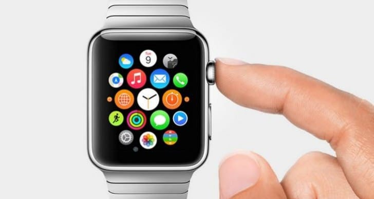 Apple Watch before MacBook Air with Retina in 2015