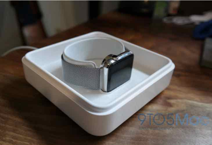 Apple Watch charging case on a budget