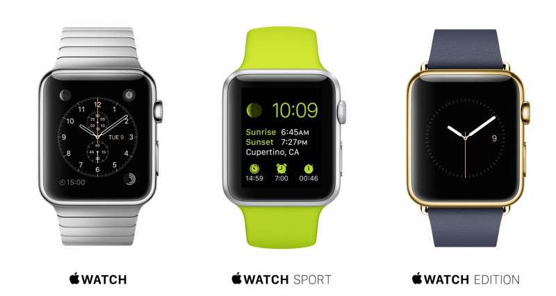 Apple Watch pre-orders go live