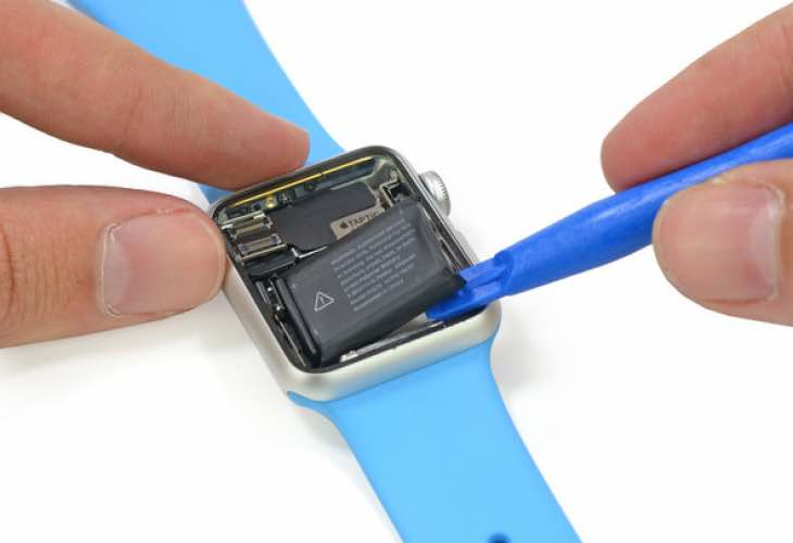 Apple Watch repair score