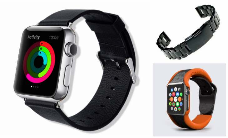 Apple Watch third-party band program