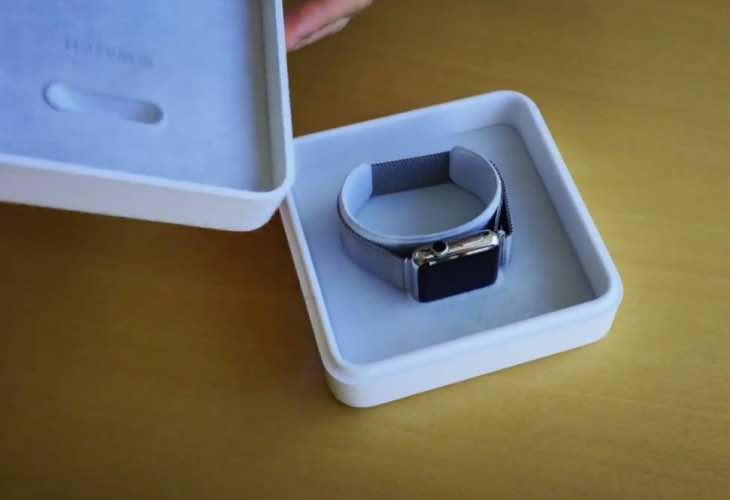 Apple Watch unboxing video roundup