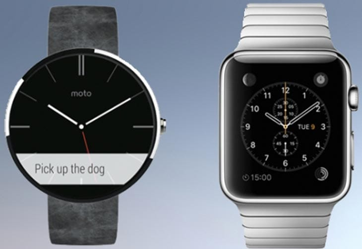 Apple-Watch-vs-Moto-360-side-by-side