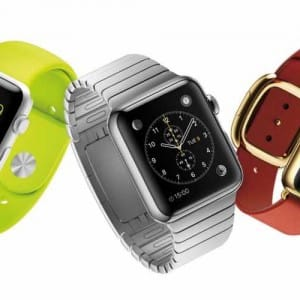 Apple Watch with surprise EV car control capability