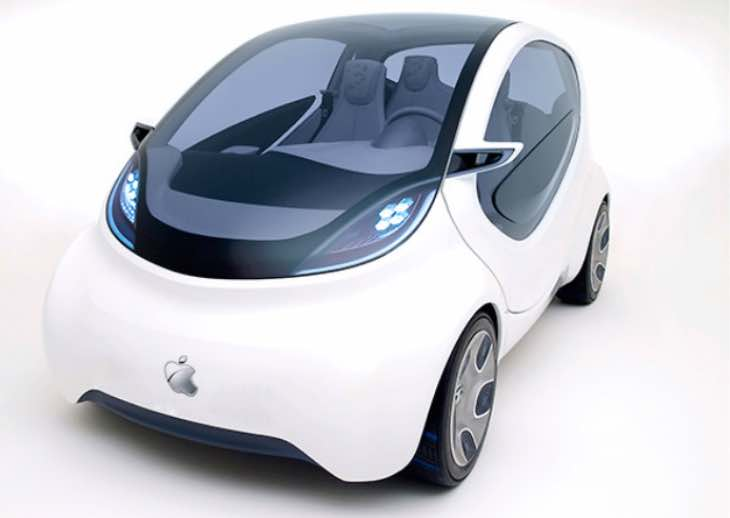 Apple car details