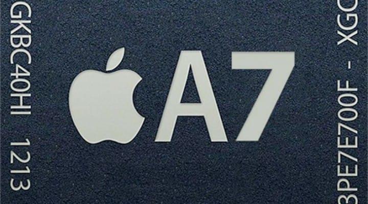 Apple designs A7 chip specs, Samsung still the laborer
