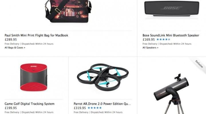 Apple entices Father's Day gifts