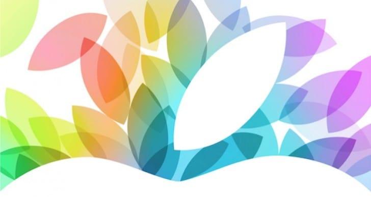 Apple event October 2013 worldwide start times