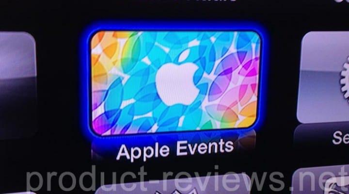 Apple event live Oct 22 video stream on TV