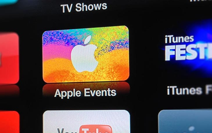Apple event live video coverage, TV stream MIA