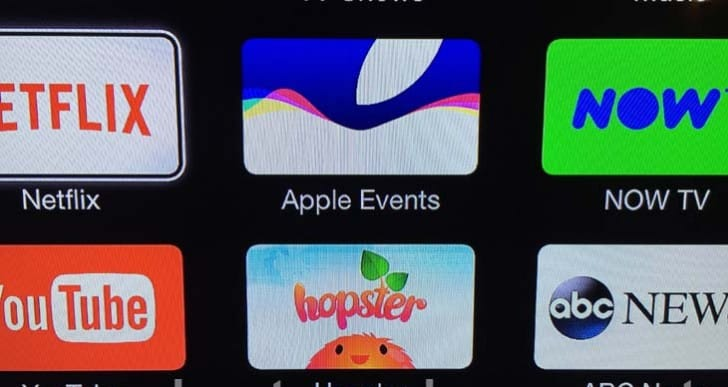 Apple event today, TV countdown live