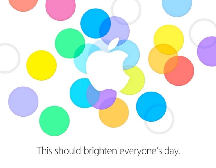 Don't expect a colorful invitation for the iPad event like we saw last month