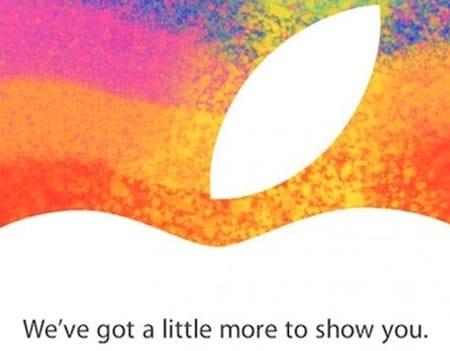 Apple iPad mini event, live stream for Oct 2012