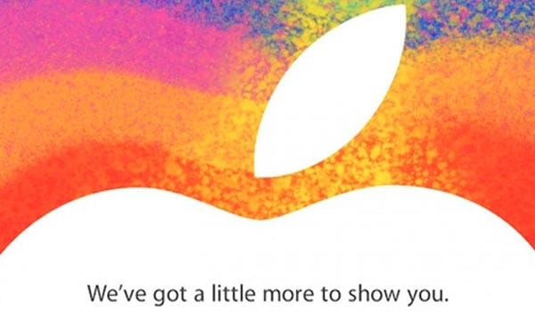 Apple iPad mini event, live stream for Oct 2012
