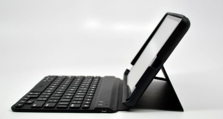 Apple iPad mini keyboard cases and covers by ZAGG