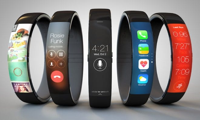 Apple iWatch in Q4
