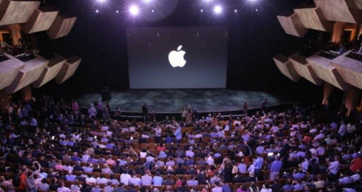 Apple keynote live stream for Sept 9 event