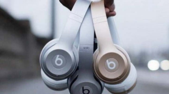 Apple refreshes Beats Solo2 headphone color options