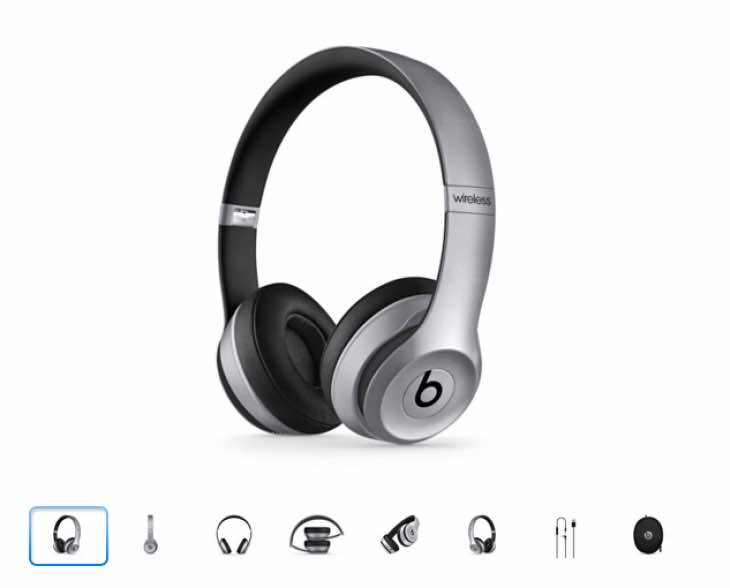 Apple refreshes Beats Solo2 headphones