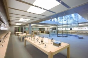 Apple stores in India opening date one-step closer