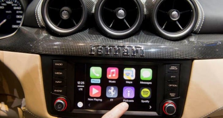 Apple vs. Google for in-car integration for popularity