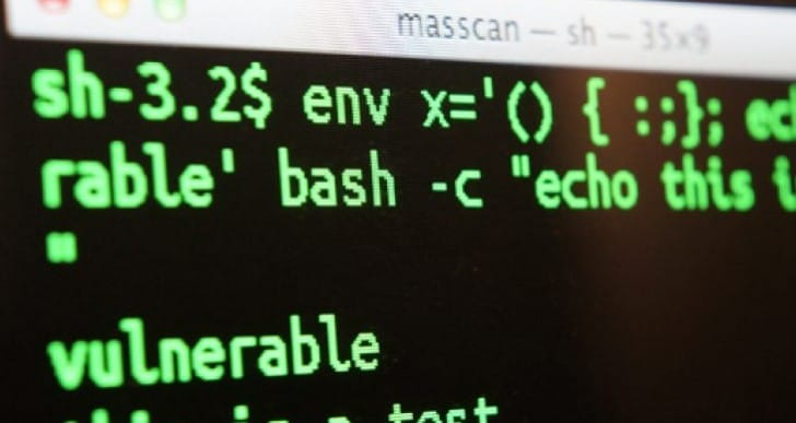 Apple's Bash Patch manual download for Shellshock fix