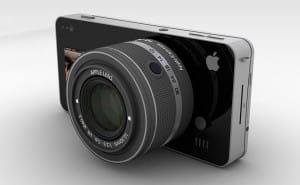 Apple's move to rival Samsung GALAXY Camera