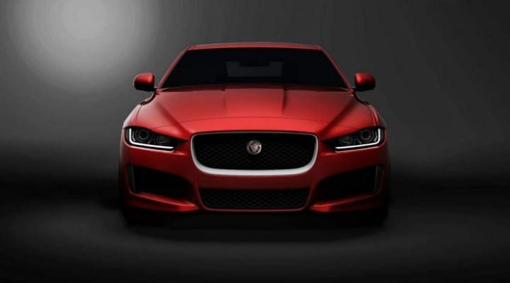 Approximate Jaguar XE price in India