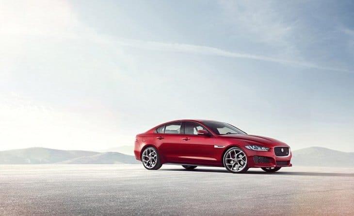Approximate Jaguar XE price