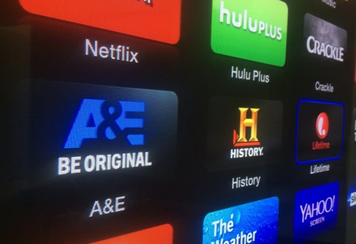 April 2014 Apple TV update features new apps