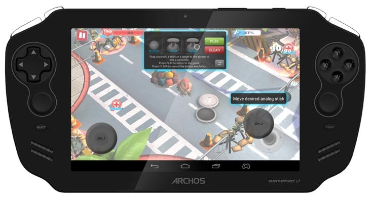 Archos-GamePad-2-face