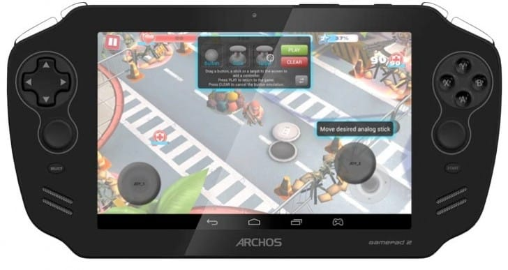 Archos GamePad 2 vs. PS Vita in 2013