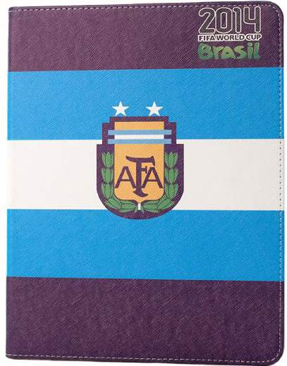 Argentina World Cup iPad Air case