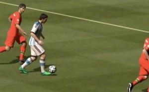 L Messi, G Higuain score in Argentina v Iran prediction