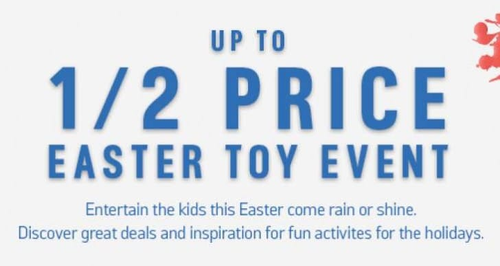 Argos Easter Toy Event sales for inspiration