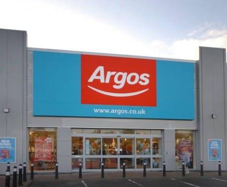 Argos UK countdown to Cyber Monday 2014