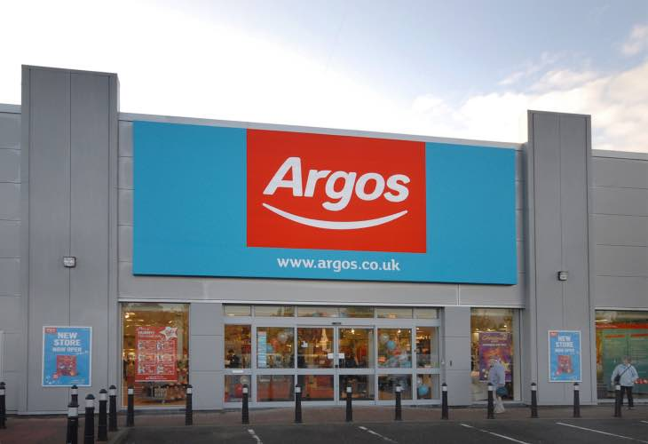 Argos UK countdown to Cyber Monday 2014